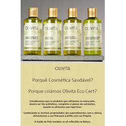 Creme Hidratante - Olivita - 250 ml