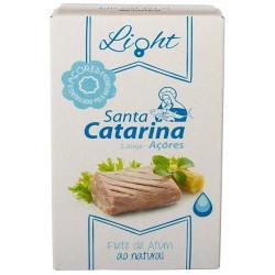 Filetes de Atum dos Açores em Água Santa Catarina 120 g