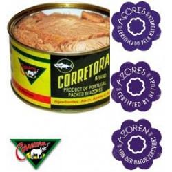 Posta de Atum dos Açores em Azeite Corretora 420 g