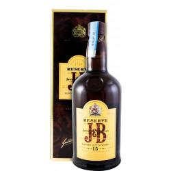 J & B 15 Years Scotch Whisky