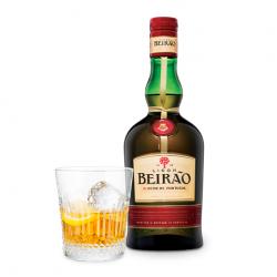 Licor Beirão com 2 Copos Clássicos - 22º - 2 X 0,70L