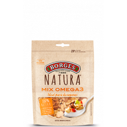BORGES Cocktail Natura - OMEGA 3 - 2 X 100 g