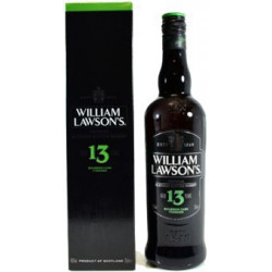 William Lawson's 13 Years Blended Scotch Whisky