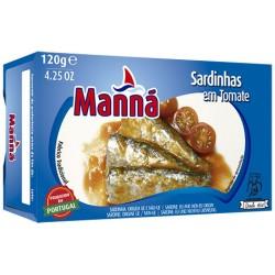 SARDINHAS em Tomate - Manná...