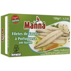 CAVALA - FILETES em AZEITE...