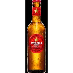 ESTRELLA DAMM - Lager Beer...
