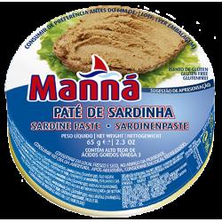 """""""PATÉ"""" de SARDINHA - MANNÁ..."""