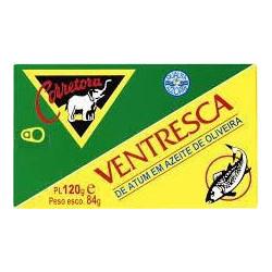 Ventresca de Atum dos Açores em Azeite Corretora 120 g