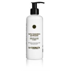 Leite de Limpeza Facial Purificante -La Chinata - 250 ml